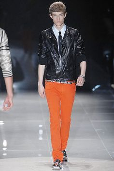 Gucci - Spring 2008 Menswear - Look 18 of 45