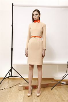 CO|TE - Collections Fall Winter 2012-13 - Shows - Vogue.it. Look 4.