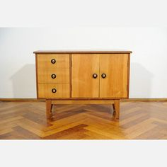 70s Two-Tone Sideboard, £126, now featured on Fab.