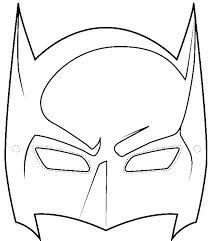 Batman Coloring Pages For Kids 2 from Batman Coloring Pages. Many children, especially boys like and even idolize the character of superheroes. One of their favorite one is Batman. Batman is a superhero fictiona. Batman Birthday, Batman Party, Superhero Birthday Party, Boy Birthday, Birthday Parties, Superhero Mask Template, Le Joker Batman, Batman Superhero, Printable Masks