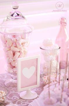 #sweet #lolipops #candybar #pink #love #marschmallows #słodki #stół #lizaki #pianki #róż