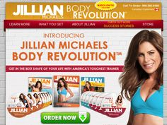 Jillian Michaels Body Revolution - extreme weight loss system. http://cpaempire.moremoneyeverywhere.com/ #cpa #CpaOffers #WeightLossSystem