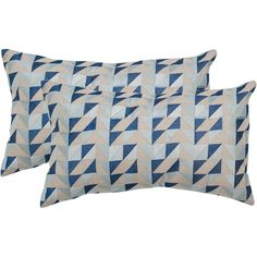 Sailor Pillow (Set of 2) - Block the Lights on Joss & Main