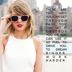 Celebrity Quotes QUOTATION – Image : Quotes about Celebrity Life – Description 13 Life Lessons from Taylor Swift Sharing is Caring – Hey can you Share this Quote ! Taylor Swift Quotes, Taylor Alison Swift, Taylor Lyrics, Live Taylor, Song Lyrics, Famous Quotes, Best Quotes, Short Quotes, Nice Quotes