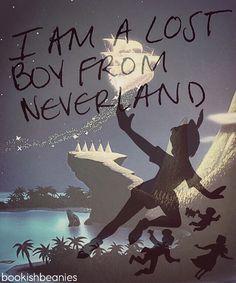 lost boy- ruth b