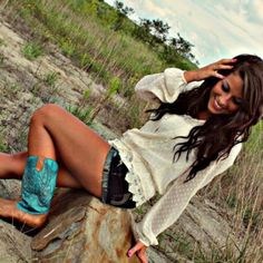 Photography - Beautiful - Country - Boots