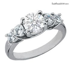 Wedding rings. I hope my wedding ring looks somewhat similar to this. Just not a lot of bling and not as big.