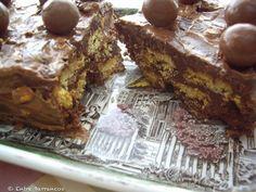 Entre Barrancos (COCINA): Tarta de Maltesers Desserts, Food, Finger Foods, Deserts, Cooking, Pies, Xmas, Tailgate Desserts, Essen