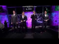 "Il Divo ""Tonight"" - The Zoomer VisionTV 13-1-2014 - YouTube"