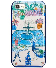 huge discount f666b 86fcd kate spade new york Peacock iPhone 7 Case | FASHION | Kate spade ...
