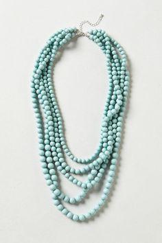 <3 Seabreeze Beaded Necklace - Anthropologie.com