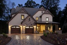 Calcutta // Decorative Accents // Luxury Home built by Buchanan Construction