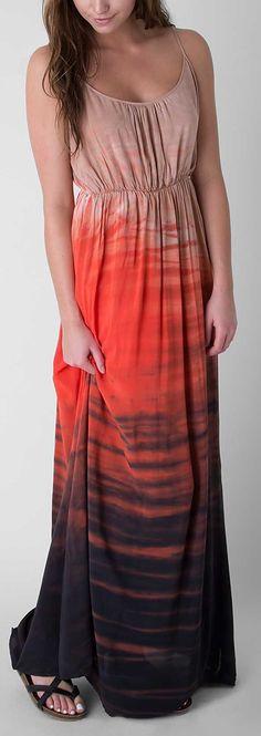 Moon & Sky Tie Dye Maxi Dress - Women's Dresses   Buckle