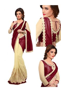 Party Wear Indian Stylish Designer Saree