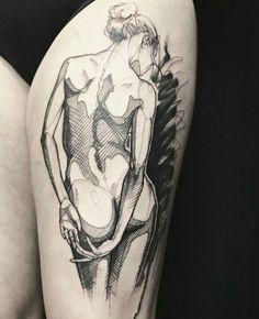 By Loiseau | France | Tattoo