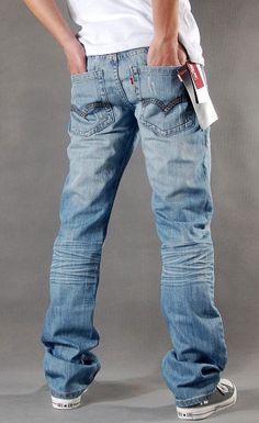 Levi New Collection Of Jeans Variety 2014 Fashion Wear, Mens Fashion, Levi Strauss Jeans, Denim Jacket Men, Raw Denim, Men Formal, Western Dresses, Stylish Dresses, Mens Suits