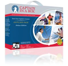 OUPV/Six-pack Captain's License (Deluxe Edition)