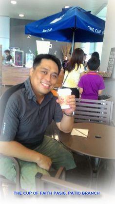 Relax @coffeepasig #thecupoffaith #pasig #coffee #shop #whenintuguegarao #christian #jesusfirstcoffeesecond
