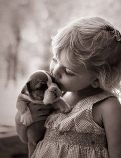 kids animals 30 Daily Awww: Kids n animals are cute and cozy (34 photos)