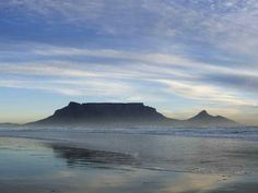 Table mountain so beautiful
