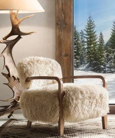 Products from RH Ski House take luxury mountain living to a new level Mountain House Decor, Mountain Living, Chalet Design, Chalet Style, Ski Chalet, Design Design, Ski Lodge Decor, Chalet Interior, Luxury Homes