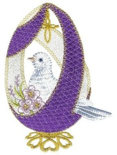 free standing lace embroidery - Google Search