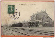 Merville - La gare