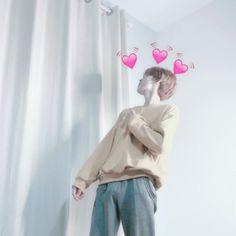 Couple Ulzzang, Ulzzang Girl, Couple Aesthetic, Aesthetic Anime, Anime Couples, Cute Couples, Couple Avatar, Emoji, Double Photo