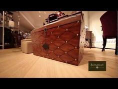 Make a statement with Chic & Fashionable storage from BOMBAY - Global Style