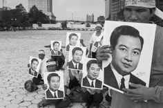 Cambodia-   Based out of Cambodia for the past 13 years, Belgium born photojournalist John Vink, member of the prestigious Magnum Photos is known for his long-term photographic ven...
