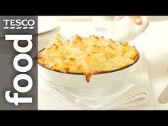 How to Make Cheese Sauce Using 3 Cheeses | Tesco Food - YouTube