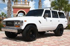 Restored 1988 Toyota Land Cruiser 4x4  I can't wait until I can get mine squared away