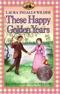 My favorite of the Little House on the Prairie Books :)