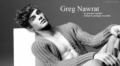 Greg Nawrat by Giovanni Squatriti for Fashionisto Exclusive