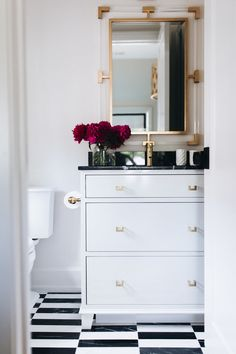 KMI_June2017_057 Bathroom Inspo, Downstairs Bathroom, White Bathroom,  Bathroom Interior, Bathroom