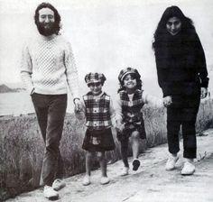 Yoko ono lennon cynthia