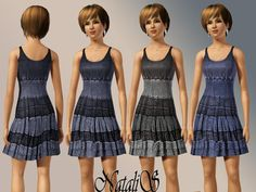 NataliS casual dress 056 FA