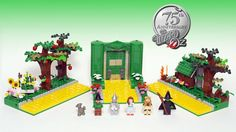 75th Anniversary of The Wizard of Oz...Lego idea. I hope they make it.