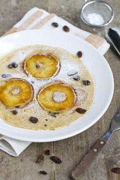 Pannenkoeken zijn altijd een goed idee! Zo ook op deze mooie zondag. Vandaag gaan we voor een appeltaart pannenkoek! Pannenkoeken heb je in vele soorten en maten. Al vele recepten voor pannenkoeken deelde ik met jullie, maar dat waren er nog niet genoeg ;) Ik ben namelijk dop op pannenkoeken en deze appeltaart pannenkoek mag... LEES MEER...