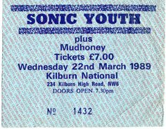 80's Sonic Youth 2
