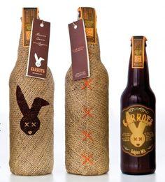 dead rabbits & carrots beer packaging