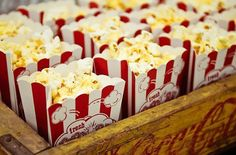 country fair carnival party popcorn