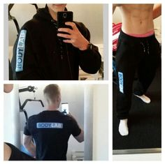 Bodylab clothing