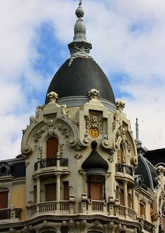 Casa Gallardo in Madrid, Spain