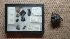 Finally a time to post my meteorite collection including a roughly 1.5 lb piece