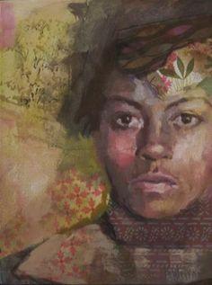 "Daily Paintworks - ""Lighter Side"" - Original Fine Art for Sale - © Katie Wilson"