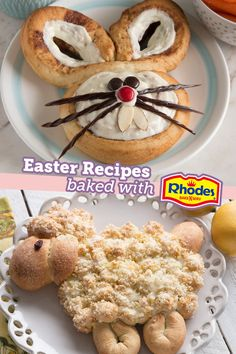 Easter Cookies, Easter Treats, Easter Desserts, Easter Food, Easter Dinner Recipes, Easter Brunch, Spring Recipes, Holiday Recipes, Baking Items
