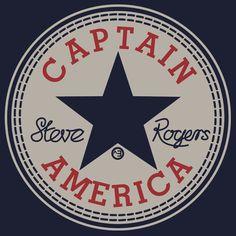 Converse/Captain America