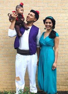 Prinzessin Jasmin Kostüm selber machen | Kostüm Idee zu Karneval, Halloween & Fasching