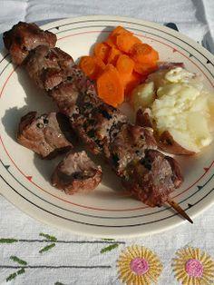 Home for Dinner: Prairie Kitchens - Shishliki